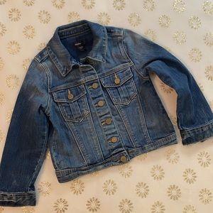 Baby Gap Indigo Denim Jacket